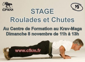 Stage Roulades et Chutes