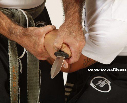 Technique de ceinture bleue effectuée par Richard Douieb et Teddy De Baere
