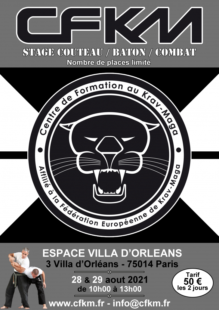 Stage aout 2021